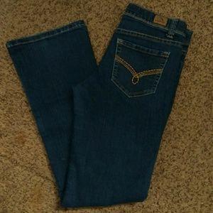 Girls Jordache Bootcut Jeans, NWOT
